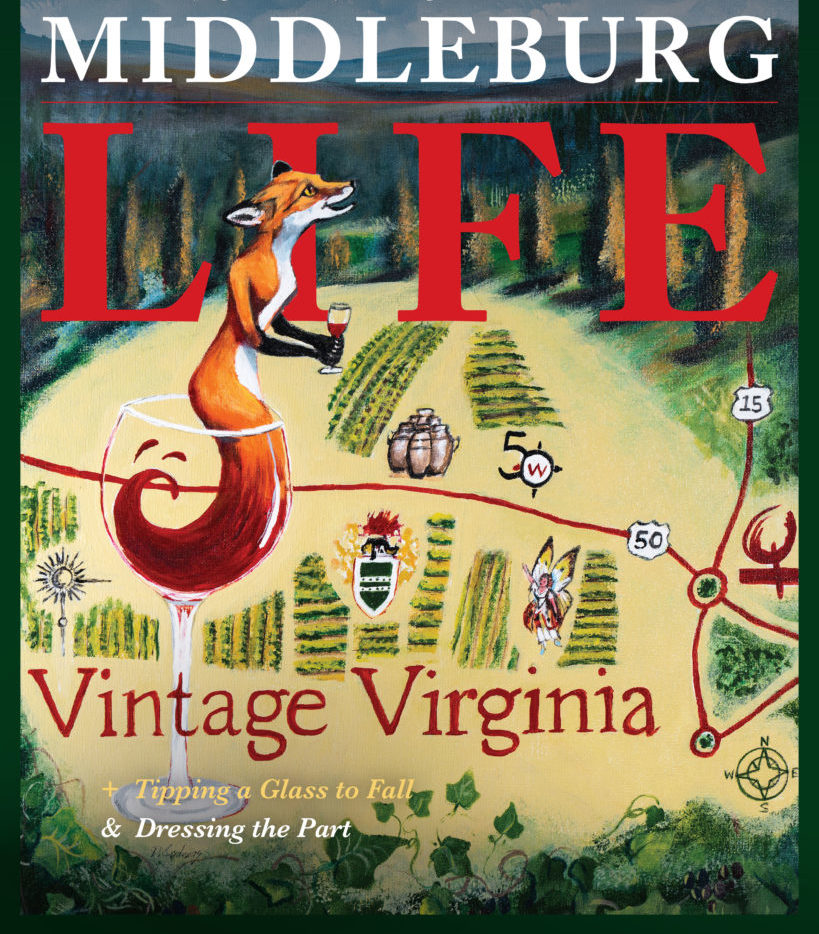 Virginia Wine Month: A Journey Through the Mosby Cluster, Middleburg Life